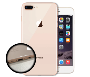 iphone 8 plus charing